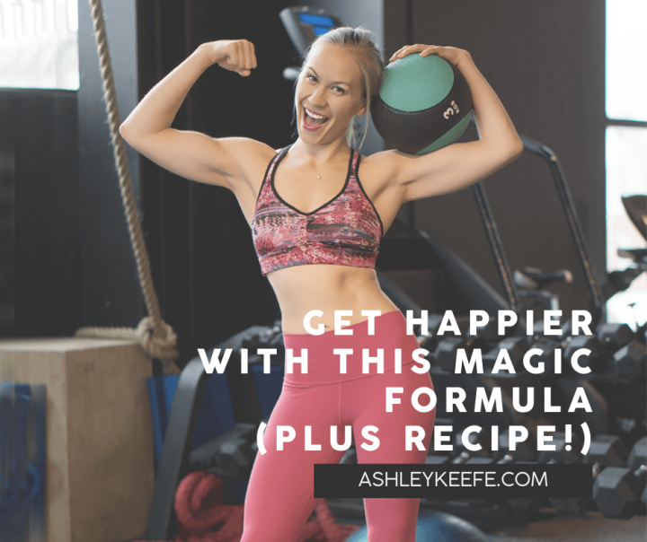 Get Happier With this Magic Formula (Plus Recipe!)